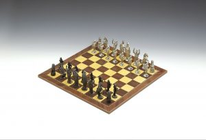 Mullingar Pewter Irish Chess Board