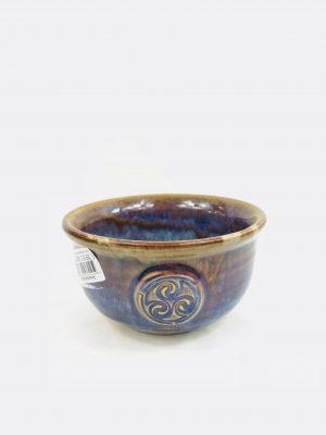 Colm De Ris Blue Ceral Bowl