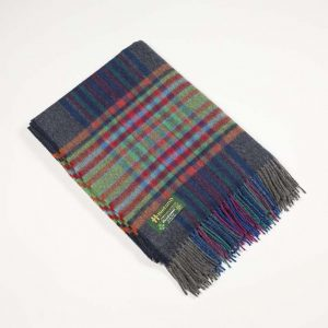 John Hanly Irish Blanket Throw