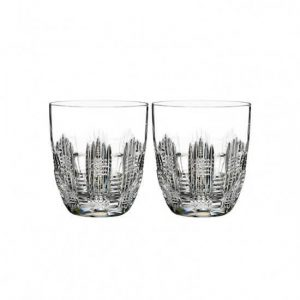 Waterford Crystal Dungarvan Whiskey Glasses