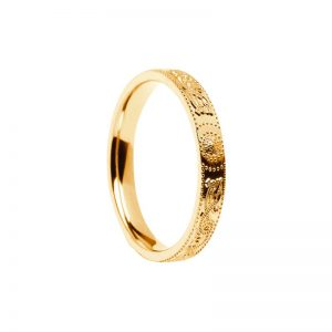 Ladies Celtic Warrior Ring 10k Gold