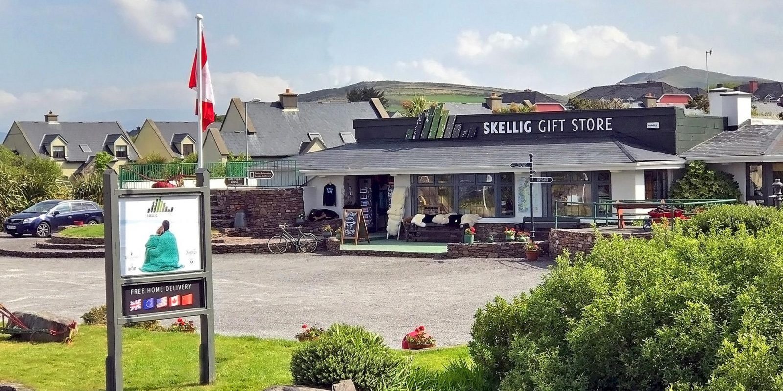 About Us Skellig Gift Store Waterville Kerry Wild Atlantic Way