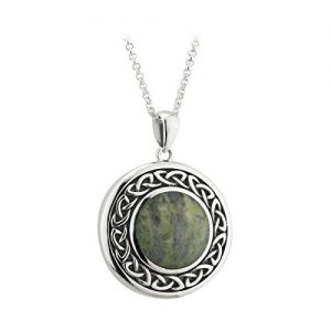 Solvar Connemara Marble Pendant