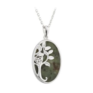 Irish Tree Life Pendant