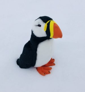 Beautiful Large High Quality Puffin Cuddly Toy