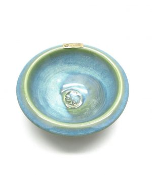 Colm De Ris Irish Green Mini Bowl D1