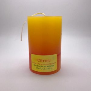 Valentia Candle Orange Citrus