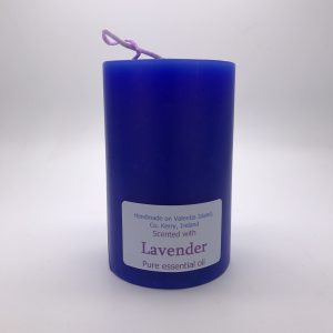 Valentia Purple Lavender Candle