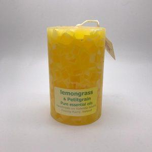 Valentia Candle Lemongrass