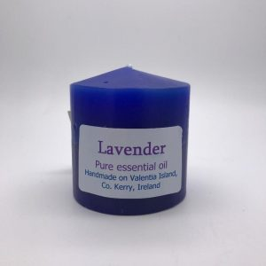 Valentia Irish Candle Lavender