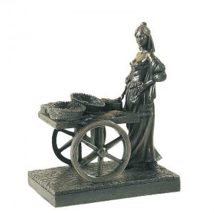 Genesis Molly Malone Bronze Statue