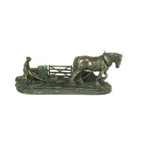 Genesis Horse Ploughman