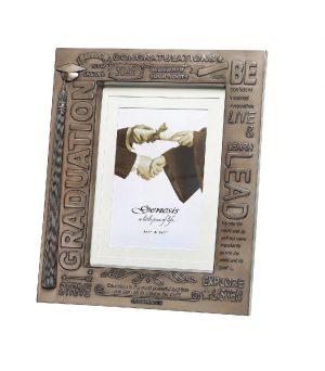 Genesis Bronze Graduation Frame