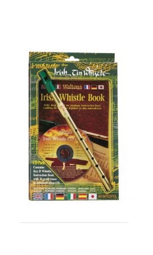 Waltons Tin Whistle Pack