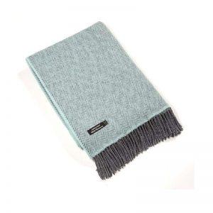 Cashmere Irish Wool Blanket 1423 - John Hanly & Co.