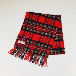 John Hanly Irish Wool Scarf 244