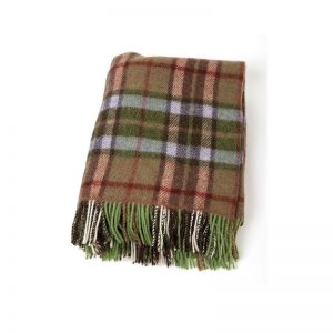 Wool Irish Blanket John Hanly 186