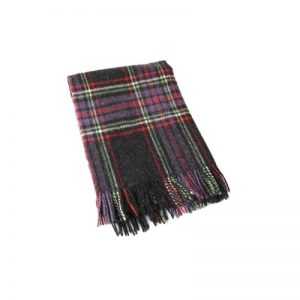 Wool Irish Blanket John Hanly 177