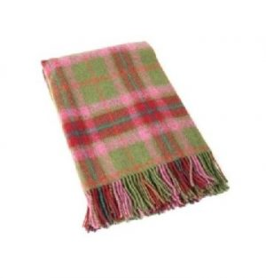 Wool Irish Blanket John Hanly 122