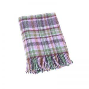 Wool Irish Blanket John Hanly 166