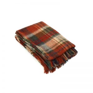 Wool Irish Blanket John Hanly 153