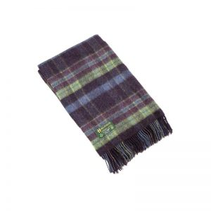 Wool Irish Blanket John Hanly 104