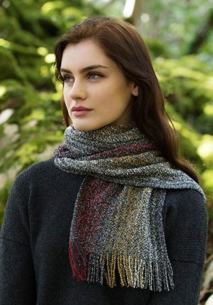 Mucros Irish Skellig Scarf
