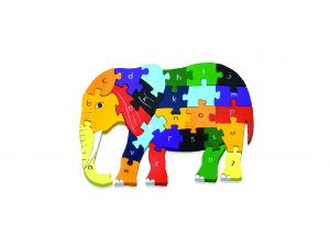 Elephant Irish Jigsaw Puzzle