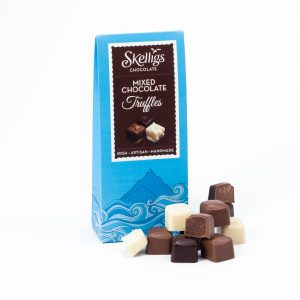 Skellig Chocolate Alcoholic Mixed Truffles