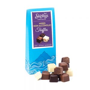 Skellig Chocolate Non Alcoholic Mixed Truffles