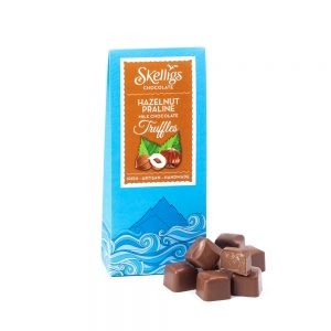 Skellig Chocolate Hazelnut Praline Truffles