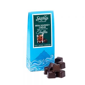 Skellig Chocolate Irish Whiskey Crème Truffles