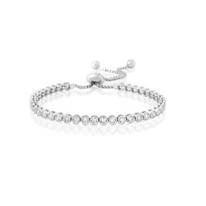 Waterford Crystal Tennis Bracelet