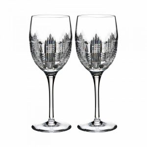 Waterford Crystal Dungarvan Wine Glasses (Set of 2)