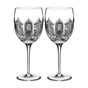 Waterford Crystal Dungarvan Goblet (Set of 2)