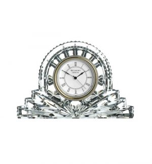 Waterford Crystal Heritage Cottage Clock