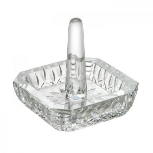 Waterford Crystal Lismore Square Ringholder