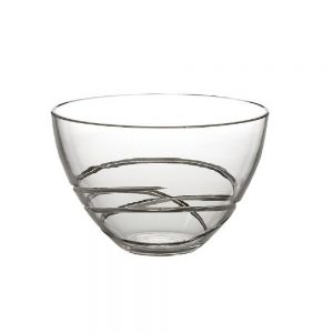 "Waterford Crystal Ballet Ribbon 10"" Bowl"