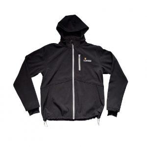 Black Guinness Fleece Jacket