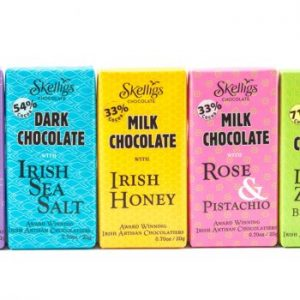 Skellig Chocolates 5 Bar Gift Pack