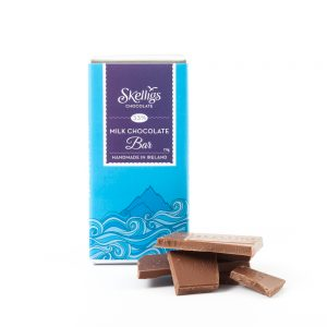 Skellig Milk Chocolates 3 Bars