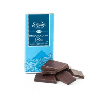 Skellig Chocolates Dark Chocolate 3 Bar Pack
