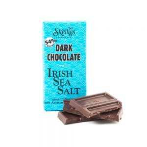 Skellig Chocolates Irish Sea Salt 3 Bar Pack