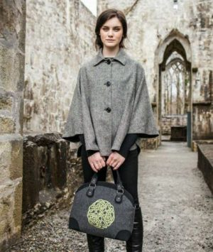 Celtic Tweed Bag by Mucros Weavers