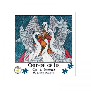 Children Of Lir' Celtic Legend Jigsaw Puzzle