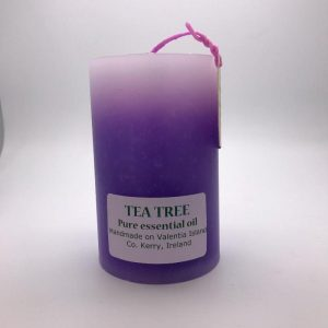 Valentia Candle Large Tea Tree