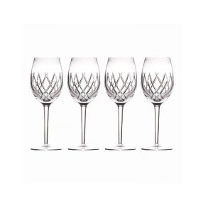 Waterford Crystal John Rocha Seda Wine Glasses