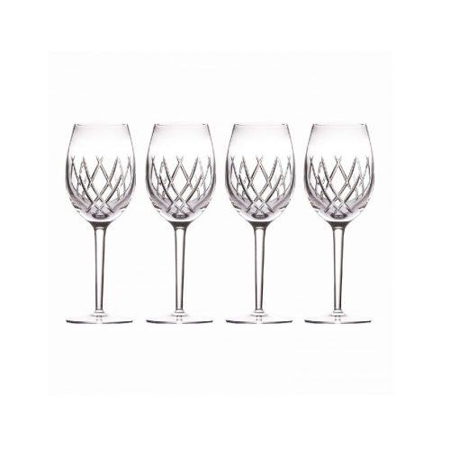 Waterford Crystal John Rocha Seda Wine Glasses