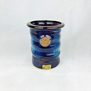 Colm De Ris Blue Utensil Holder