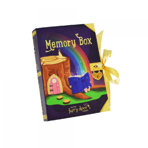 Irish Fairy Doors Memory Box